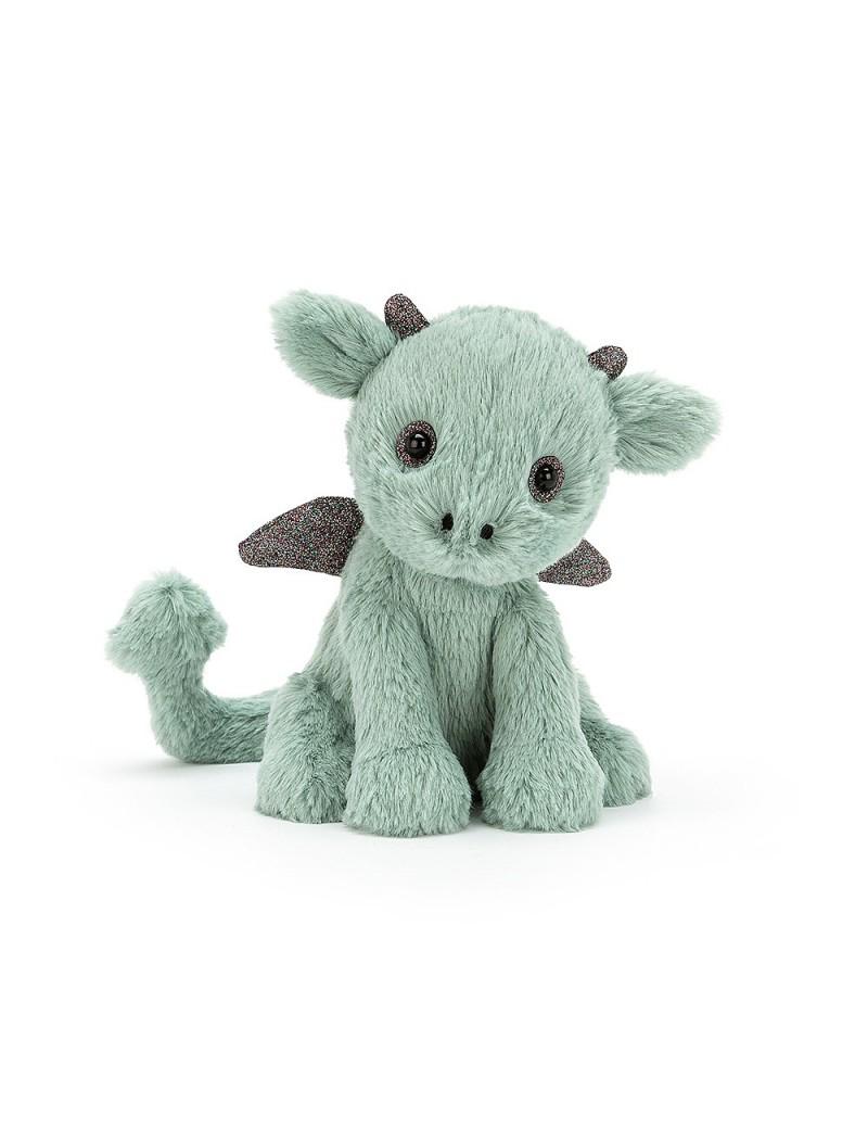 Peluche Dragon : Starry Eyed Dragon - Jellycat - Trésors d'Enfance à Rodez