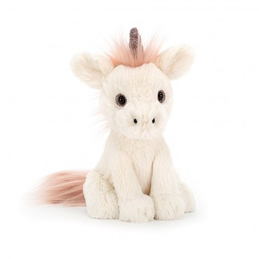 Peluche Licorne : Starry Eyed Unicorn - Jellycat - Trésors d'Enfance à Rodez