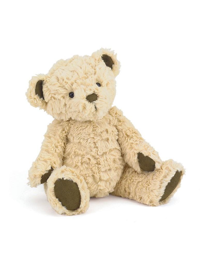 Peluche Ours 26 cm - Edward Bear - Jellycat - Trésors d'enfance à Rodez
