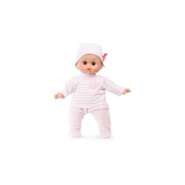 Poupon Petit Câlin 28 cm : Tendre Dodo - PetitCollin - Trésors d'Enfance à Rodez