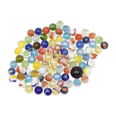 Sac de 88 billes en verre - TOYS PURE - Trésors d'Enfance à Rodez