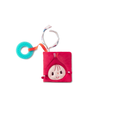 Imagier en tissus : Chaperon-Rouge - Lillipuciens - Trésors d'Enfance à Rodez