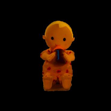 Poupon en tissus Lou - Lillipuciens - Trésors d'Enfance à Rodez