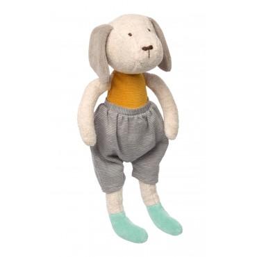 Poupée chien Pantin 30 cm - Sigikid - Trésors d'Enfance à Rodez