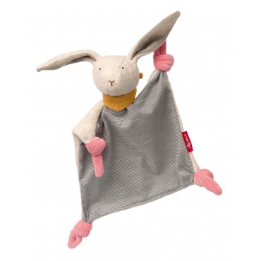 Doudou lapin Signature - Sigikid - Trésors d'Enfance à Rodez