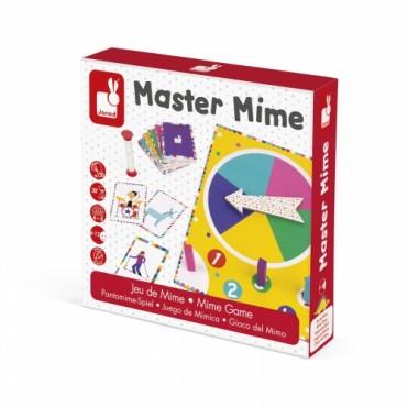Jeu de Mime - Master Mime