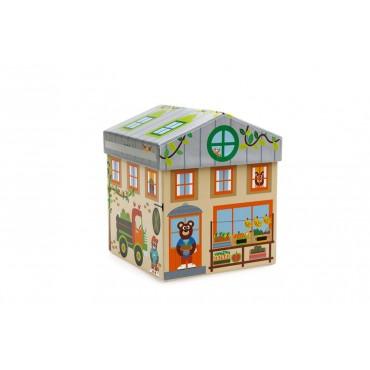 Boîte à jouets Épicerie 2 en 1 - Scratch - Trésors d'Enfance à Rodez