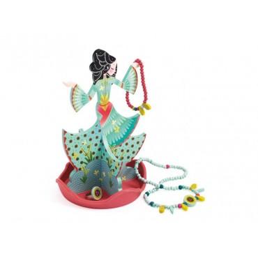 Porte bijoux : Danseuse  - Djeco - Trésors d'Enfance à Rodez