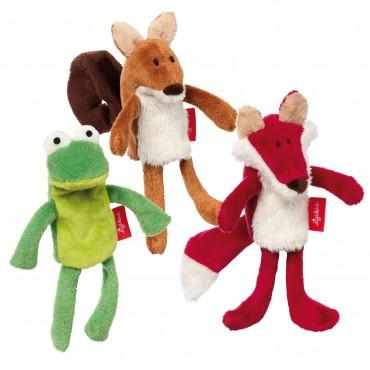 Marionnettes à doigt Forêt - Sigikid - Trésors d'Enfance à Rodez