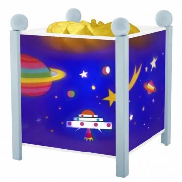 Lanterne Magique : Espace Bleu - Trousselier - Trésors d'Enfance à Rodez