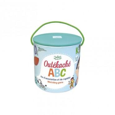 Outékaché ABC - Vilac - Trésors d'Enfance à Rodez