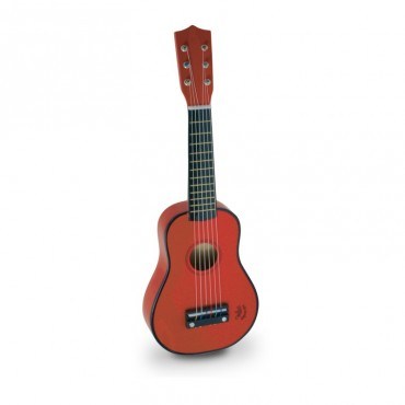 Guitare Rouge - Vilac