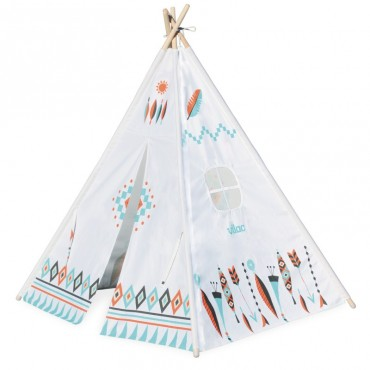 Tipi Cheyenne Ingela P.Arrhenius - Vilac - Trésors d'Enfance à Rodez