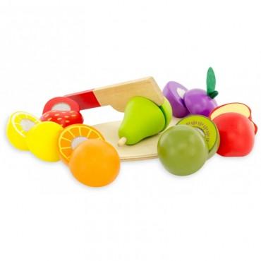 Fruits à Découper - Ulysse Couleurs d'Enfance - Trésors d'Enfance à Rodez-jeux-jouets