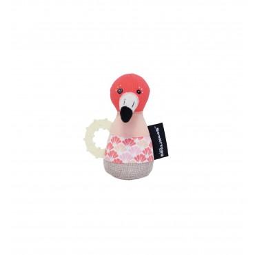 Maracas Flamingos - Les Déglingos - Trésors d'Enfance à Rodez
