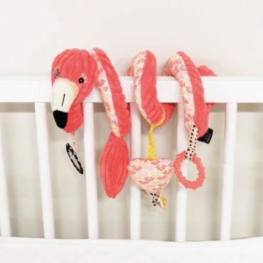 Spirale d'activité Flamingos - Les Déglingos - Trésors d'Enfance à Rodez