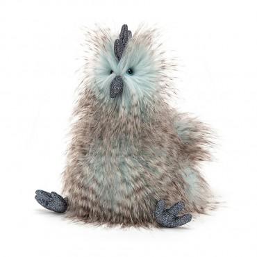 Peluche Poule Priscilla Chicken - Jellycat - Trésors d'Enfance à Rodez