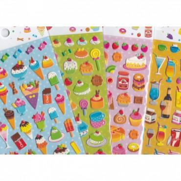 Stickers Food sucré - Majolo - Trésors d'Enfance à Rodez