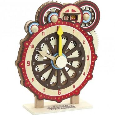 Horloge d'apprentissage Machinalirleur - Vilac - Trésors d'Enfance à Rodez