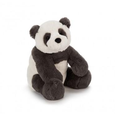 Peluche Panda 26 cm : Harry Panda Cub - Jellycat - Trésors d'Enfance à Rodez