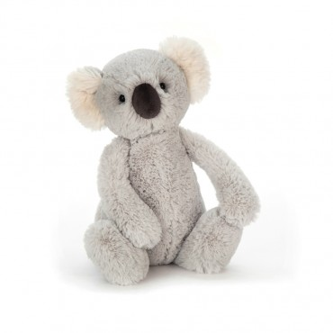 Peluche Koala 18 cm - Bashful Koala Medium - Jellycat - Trésors d'Enfance à Rodez