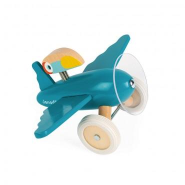 Spirit Plane Diego, avion en bois - Janod - Trésors d'Enfance à Rodez