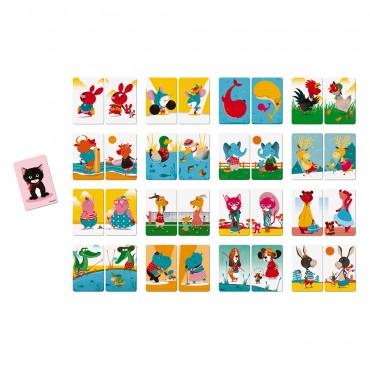 Jeu de cartes : Mistigri - Janod - Trésors d'Enfance à Rodez