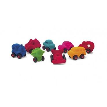 Mini Véhicules en caoutchouc - Rubbabu - Trésors d'Enfance à Rodez