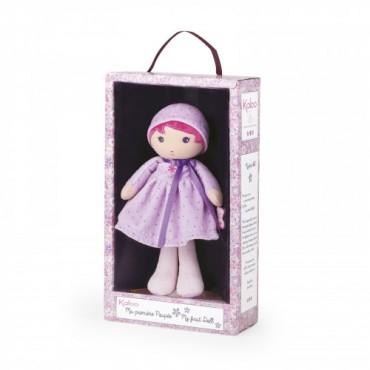 Poupée Chiffon : Tendresse Lise 25 cm - Kaloo - Trésors d'Enfance à Rodez