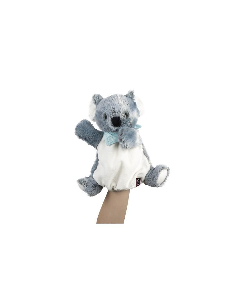 Doudou marionnette Chouchou Koala - Trésors d'Enfance à Rodez