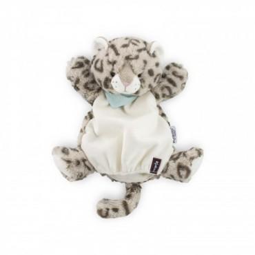 Doudou marionnette Cookie Léopard - Trésors d'Enfance à Rodez-bébé-enfant-cadeau