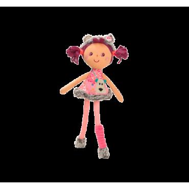 Césaria, Mini Poupée - Lillipuciens - Trésors d'Enfance à Rodez