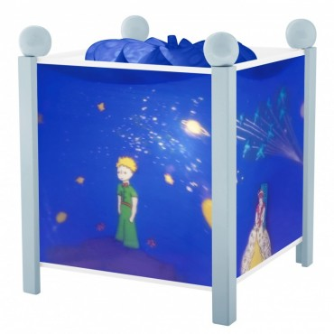 Lanterne Magique : Petit Prince Bleu - Trousselier - Trésors d'Enfance à Rodez